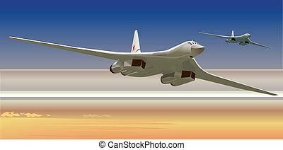 bombardiers, stratégique
