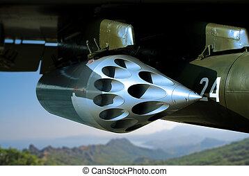 bombardowanie, samolot
