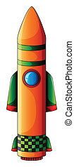 bombe, coloré
