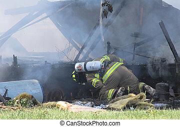 bomberos, 6