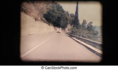 bon appareil-photo, 8mm., voiture