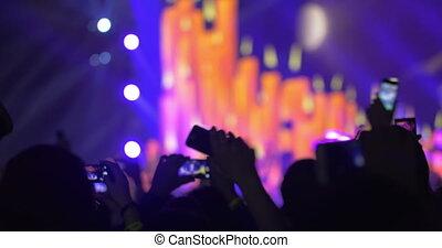 bon, concert, gens, pop, temps, avoir