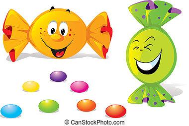 Bonbons Illustrations And Clip Art 5 893 Bonbons Royalty