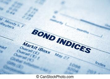 Bond indices