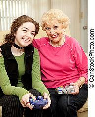 Bonding Over Video Games