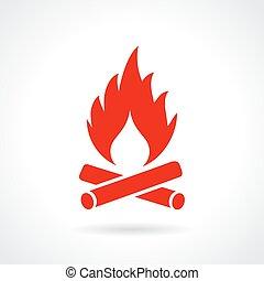 Bonfire icon