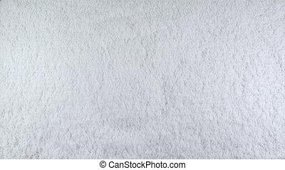 bonhomme de neige, neige
