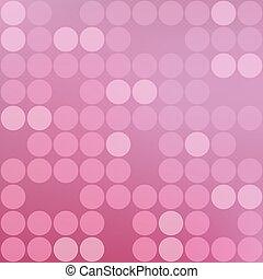 bonito, abstratos, fundo cor-de-rosa