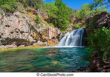 bonito, cachoeira