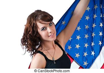 bonito, patriótico