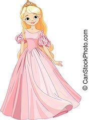 bonito, princesa