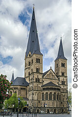 bonn, katedral, tyskland