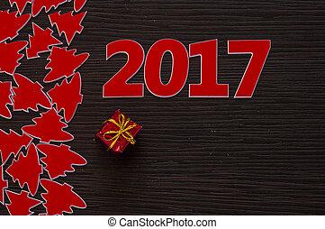 bonne année, 2017
