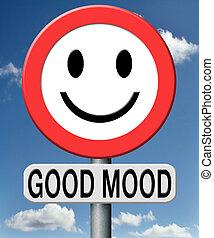 bonne humeur