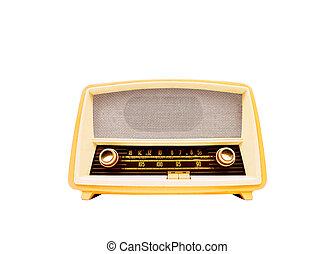 bonne radio, isolé