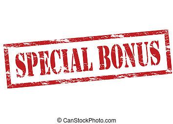 bonus, bijzondere