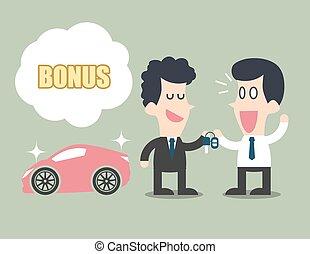 bonus ,Business