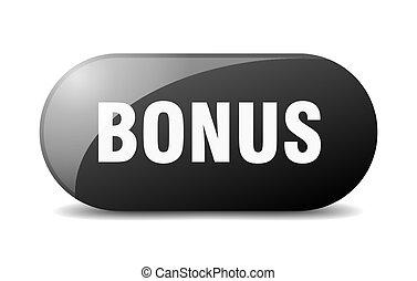 bonus button. bonus sign. key. push button.