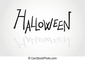 boodschap, halloween