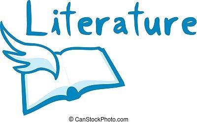 boodschap, literatuur