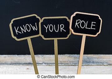 boodschap, rol, weten, zakelijk, jouw
