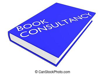 Book Consultancy concept