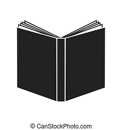 book education knowledge  icon vector graphic