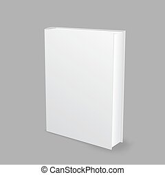 book gray background