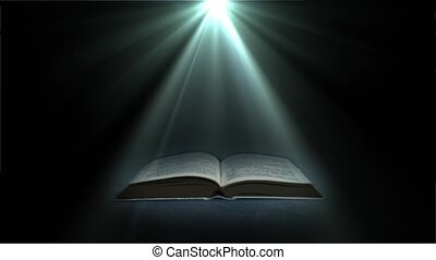 Book in the rays of light. 50 - Book in the rays of light 50