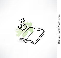 book money icon