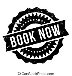 Book now stamp