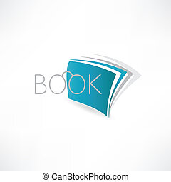 Book of Knowledge abstract icon
