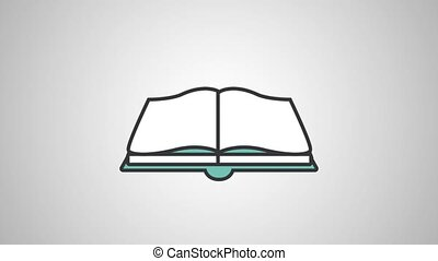 book passing sheets HD definition