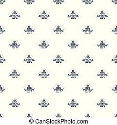Book pattern vector seamless