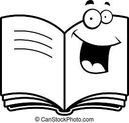 Book Smiling