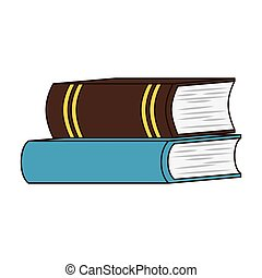 book stack education