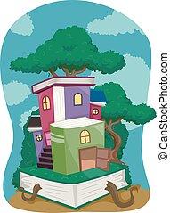 Book Tree House