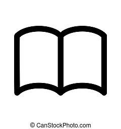 Book Web Icon - msidiqf