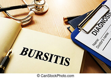 Book with name bursitis.