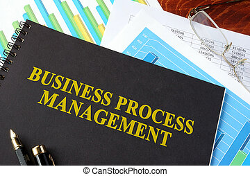 BPM Business Process Management. - Book with title BPM...