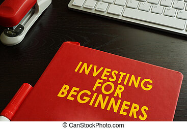 Book with title Investing for Beginners.