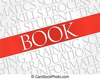 BOOK word cloud