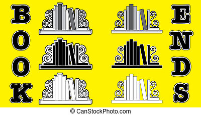 Bookend icons