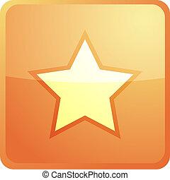 Bookmark navigation icon