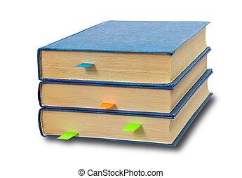 bookmarks, libri