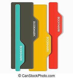bookmarks, satz