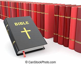 books., bijbel, achtergrond, heilig, anderen