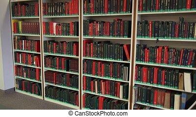 Books, Bookshelf, Reading, Learning, Education