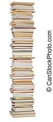 Books - Isolated books