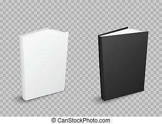 books on transparent background
